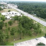 Commercial Real Estate Drone Photography